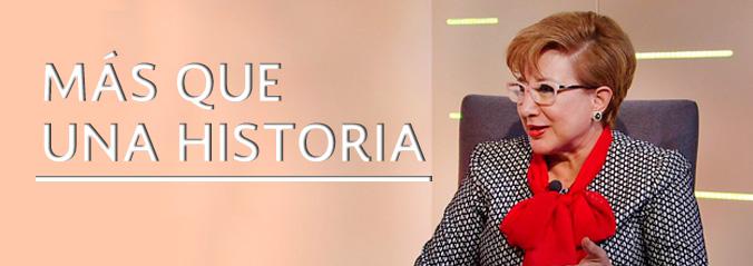 """Programa Televisivo: """"Más que una historia"""""""